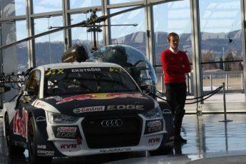 Mattias Ekström und sein Audi S1 EKS RX Quattro © Topspeed - R. Beranek