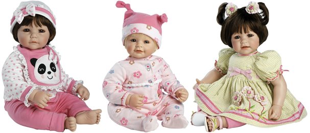 doll brands list