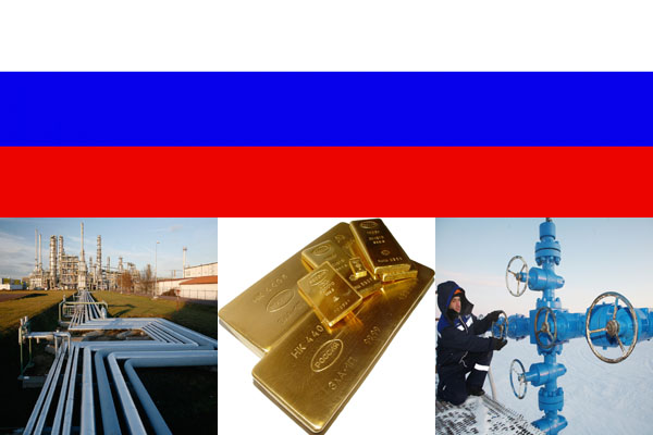 Russia Natural Resources