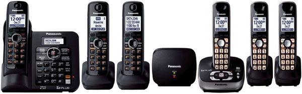 Panasonic Cordless Phones in UK