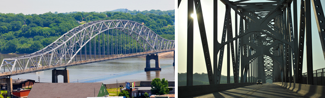 Truss Bridges in the world