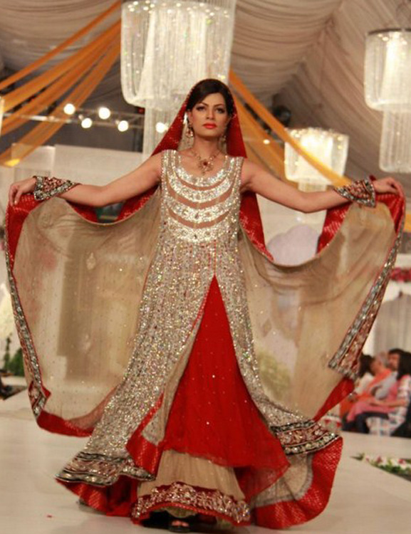 Top Ten New Sharara Designs 2015. For Girls and Bridals Top Ten New Sharara Designs 2015