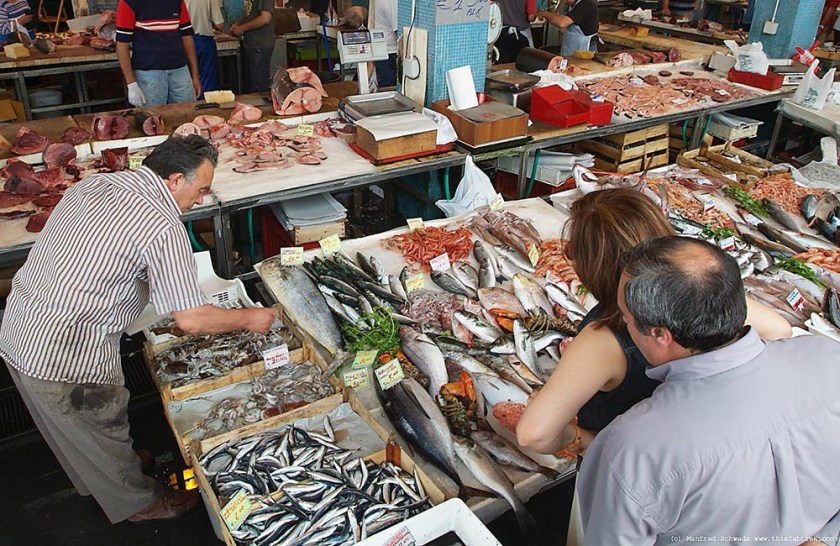 Top Five Best Fish Markets in the World