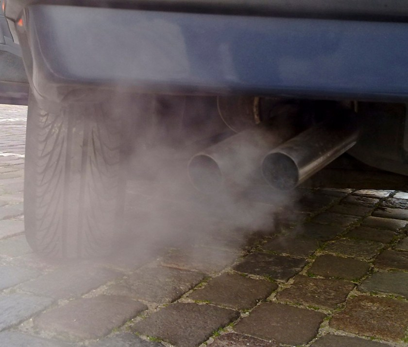 Top Cause of Air Pollution