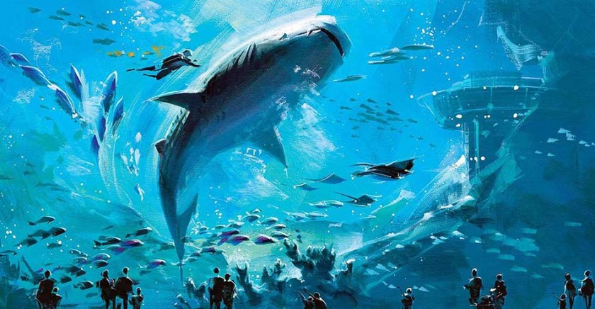 Top Three Most Amazing and Best Aquariums in the World