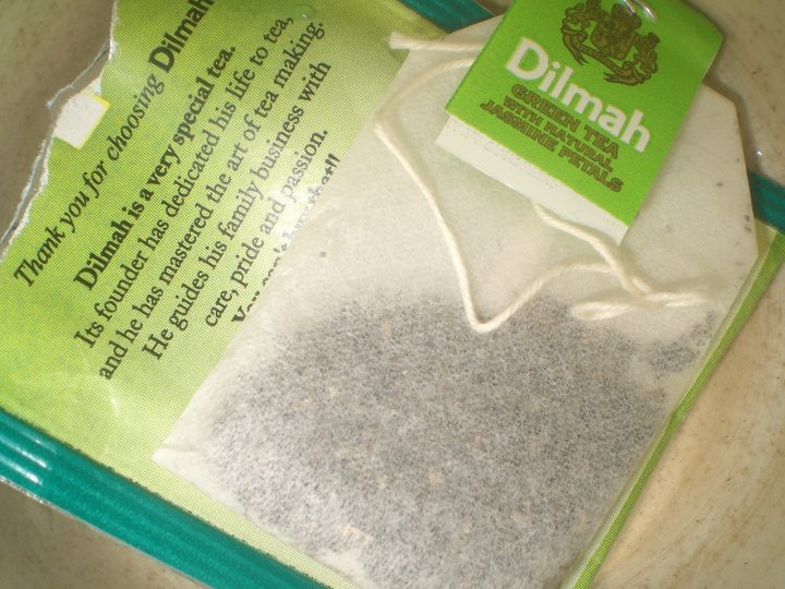 Dilmah tops our list of top organic tea brands