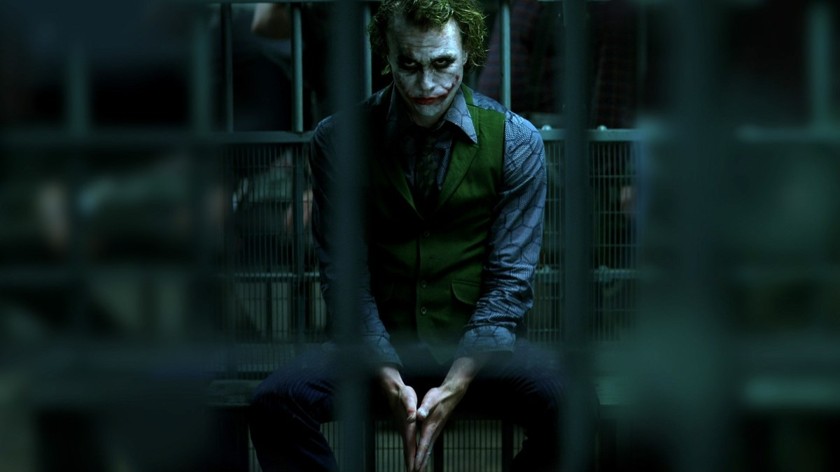 Top 10 Best Scenes of Joker (Heath Ledger) in 'The Dark Knight' Movie