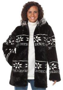 8. Woman Within Plus Size Jacket