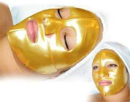 1. Jovena Beauty Gold Collagen Mask