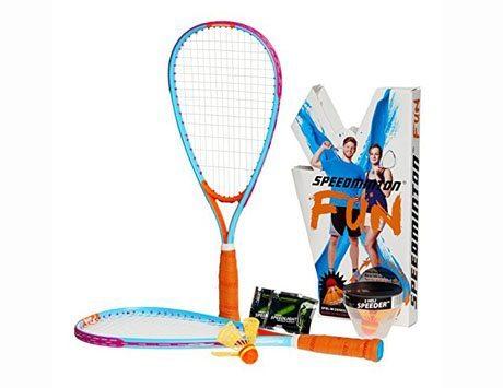7. Speedminton Fun Badminton Set
