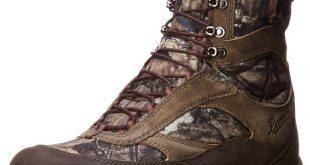 8. Danner Men's High Ground 8 Mossy Oak 400G Hunting Boot
