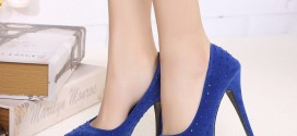 Top 10 Blue Wedding Shoes