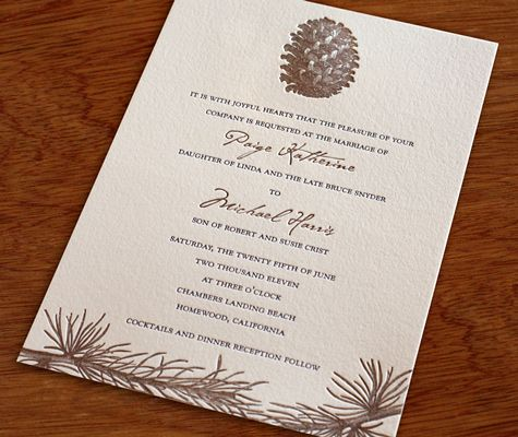 What Should Be Included In a Wedding Program? - wedding program inclusions