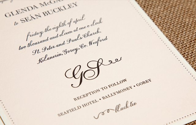 What Should Be Included In a Wedding Program?