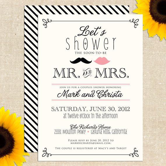 Free Bridal Shower Invitations TopWeddingSites - free printable wedding shower invitations templates
