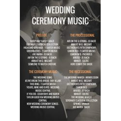 Small Crop Of Bridal Party Entrance Songs
