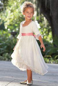 Valentine's Day Inspired Flower Girl Dresses ...