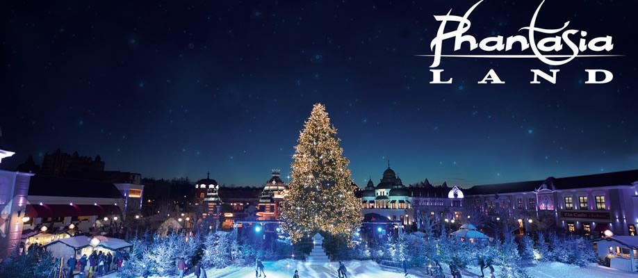 Entreekaarten Phantasialand Wintertraum met 35% korting!