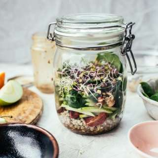 Buckwheat, Apple & Orange Salad-2