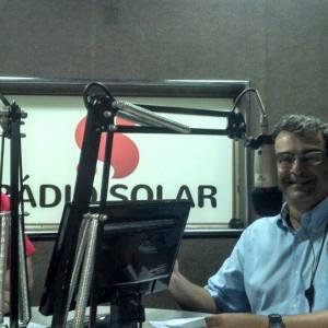 Marcelo Juliani e Ivan Elias no Toque de Bola apresentado na Solar às segundas, quartas e sextas, às 11h05: falando de esporte. Esporte?!