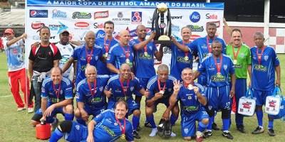 Copa Prefeitura Bahamas de Futebol Amador 2014: Alegria Somotor, campeão da categoria Sênior