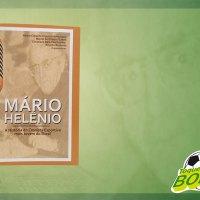 Livro sobre Mário Helênio! Saiba aqui como concorrer à nova promoção exclusiva do Toque