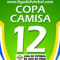 Copa Camisa 12 abre calendário do futebol amador em 2015 com jogos sábado