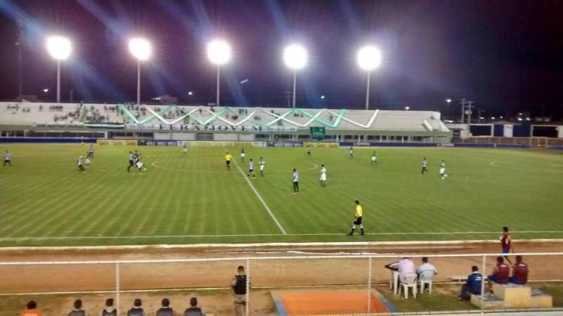 Tupi vence Alecrim-RN por 2 a 0, elimina volta e passa de fase na Copa do Brasil