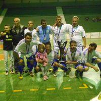 Copa Prefeitura Bahamas de Futsal: nos pênaltis, Rezato fatura na master