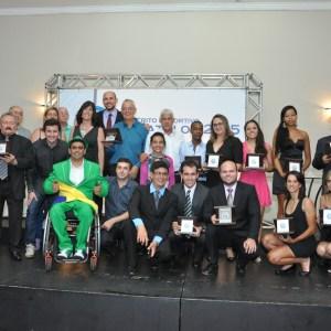 Profissionais agraciados com Mérito Esportivo Panathlon 2015