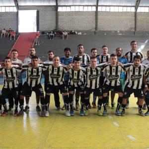 Tupi Futsal (Foto: Heitor Luique)