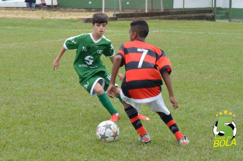 Com dezenas de fotos, veja como foram os amistosos entre as equipes de base de Sport e Flamengo