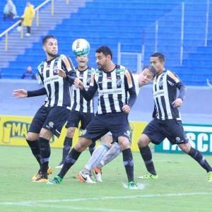 """Londrina 1 x 0 Tupi: em mais um  jogo com """"cara"""" de empate, Carijó é derrotado com gol no final do segundo tempo"""