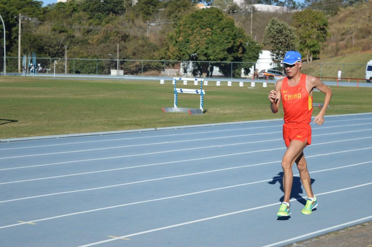 Treinamento de atletas chineses na UFJF vira programa de família