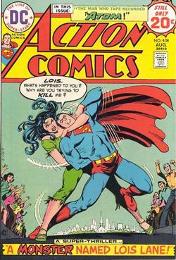Action Comics # 438
