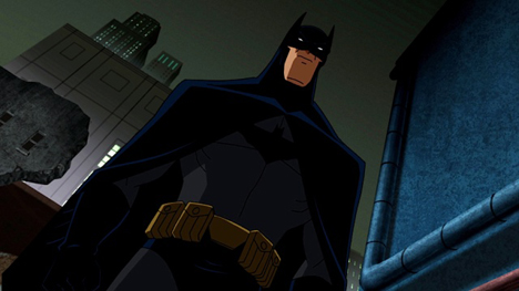 Batman Under the Red Hood Bruce Greenwood