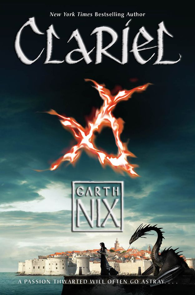Clariel (Abhorsen #4) by Garth Nix