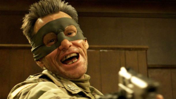 Jim Carey Kick-Ass 2 Col. Stars and Stripes
