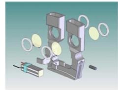 construction of CheMin sample cells—NASA/JPL