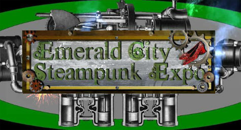 Steampunk Events for Novmeber 2012