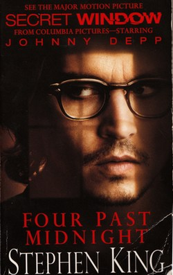 Stephen King Four Past Midnight Secret Window