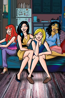 Archie Comics Girls