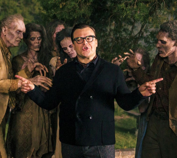 RL Stine Goosebumps Jack Black