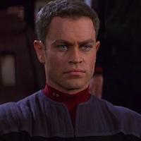 Lieutenant Hawk from Star Trek: First Contact