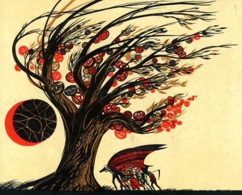 Joseph Mugnaini, The Halloween Tree.