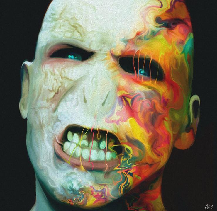 Nicky Barkla Voldemort