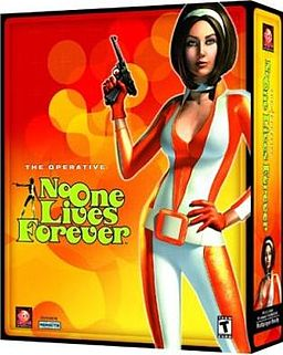 Gaming Roundup No One Lives Forever Cover