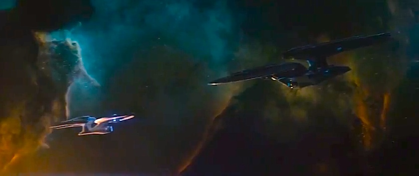 Star Trek Into Darkness trailer huge reveal