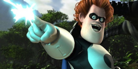 Syndrome The Incredibles