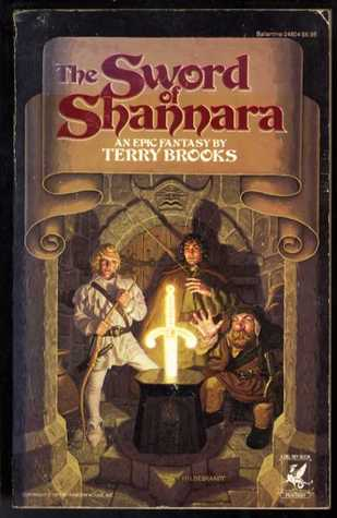 The Sword of Shannara Terry Brooks television MTV